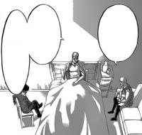 Levi i Pyxis odwiedzają Erwina