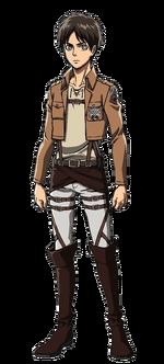 Apparence d'Eren