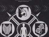 Attack on Titan -Jiyu no Tsubasa- Original sound track