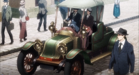 Marleyan automobile