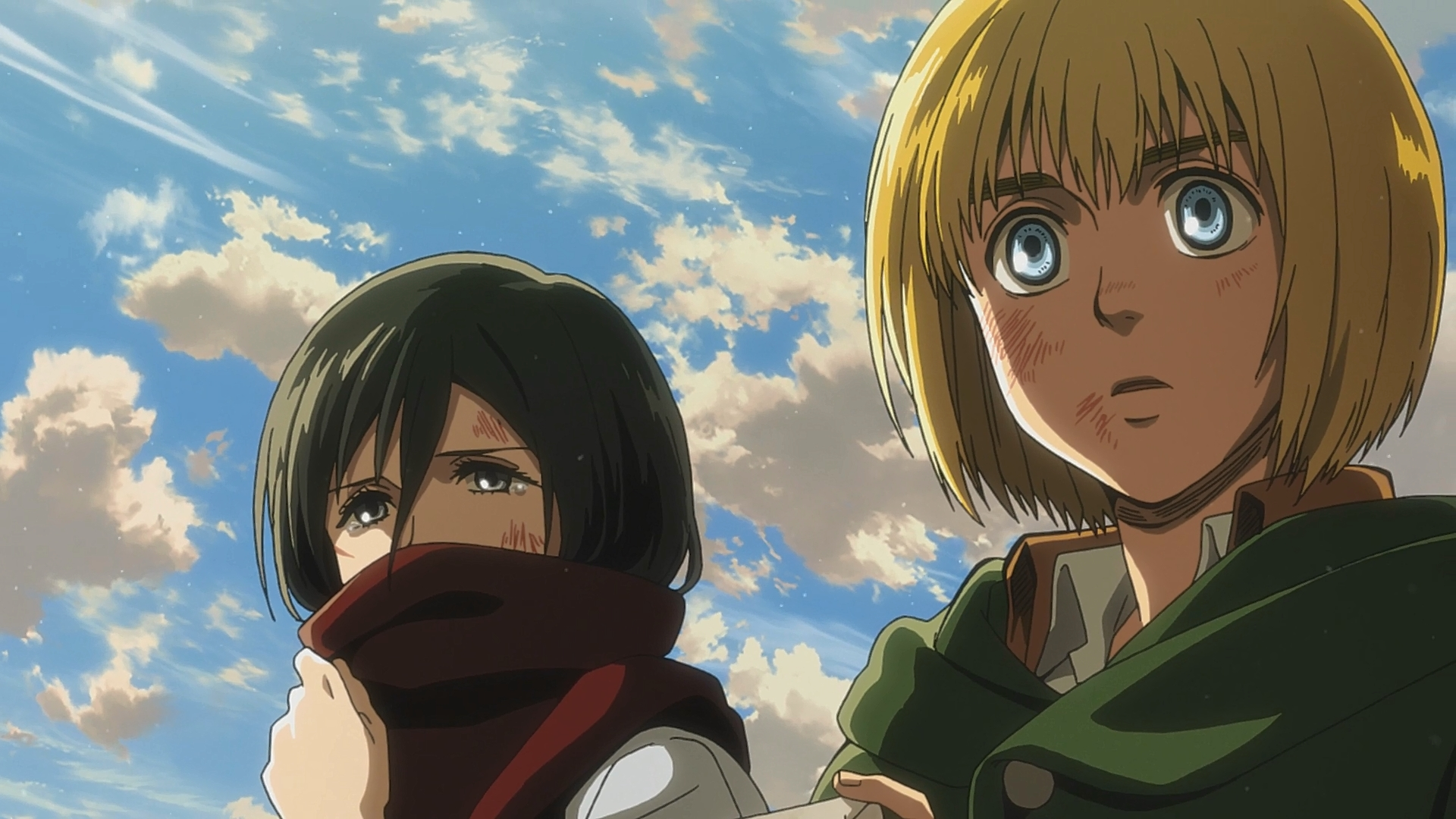 The Hunters (Episode) | Attack on Titan Wiki | FANDOM powered by Wikia
