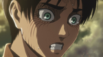 Eren is angry at Levi