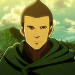 Gunther Schultz (Anime) character image