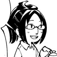 Hange Zoë (Spoof on Titan) character image