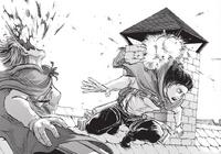 Levi Avoids Death