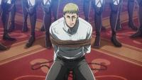 Erwin wird nach seinen letzten Worten gefragt