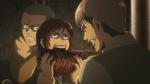 Conny and Jean restrain a crazed Sasha