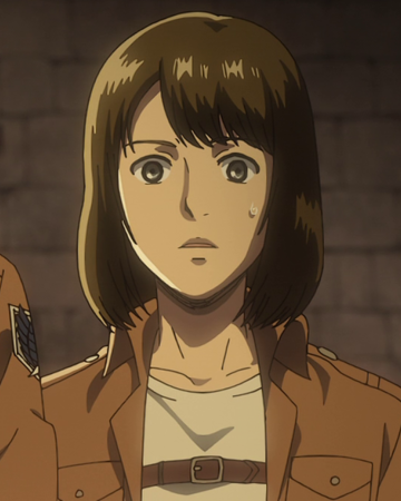Sandra Anime Attack On Titan Wiki Fandom