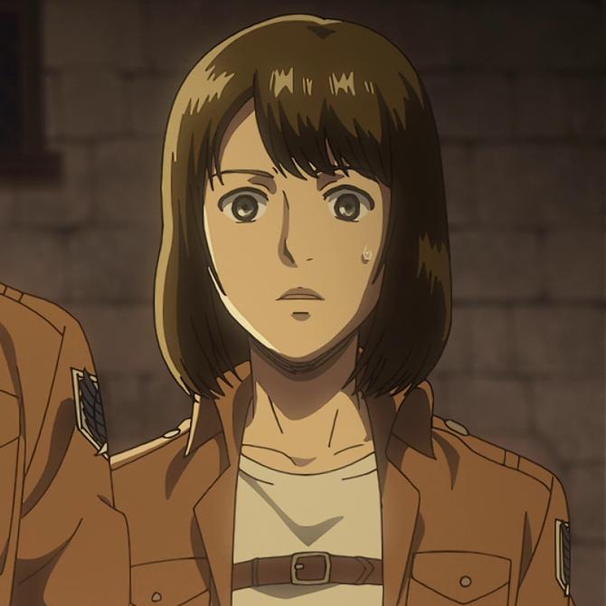 Sandra (Anime) | Attack on Titan Wiki | FANDOM powered by Wikia