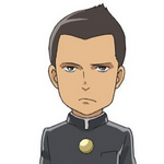 Gunther Schultz (Junior High Anime) character image