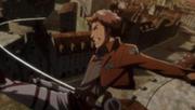 Jean escape from titan