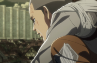 Conny bids Armin goodbye