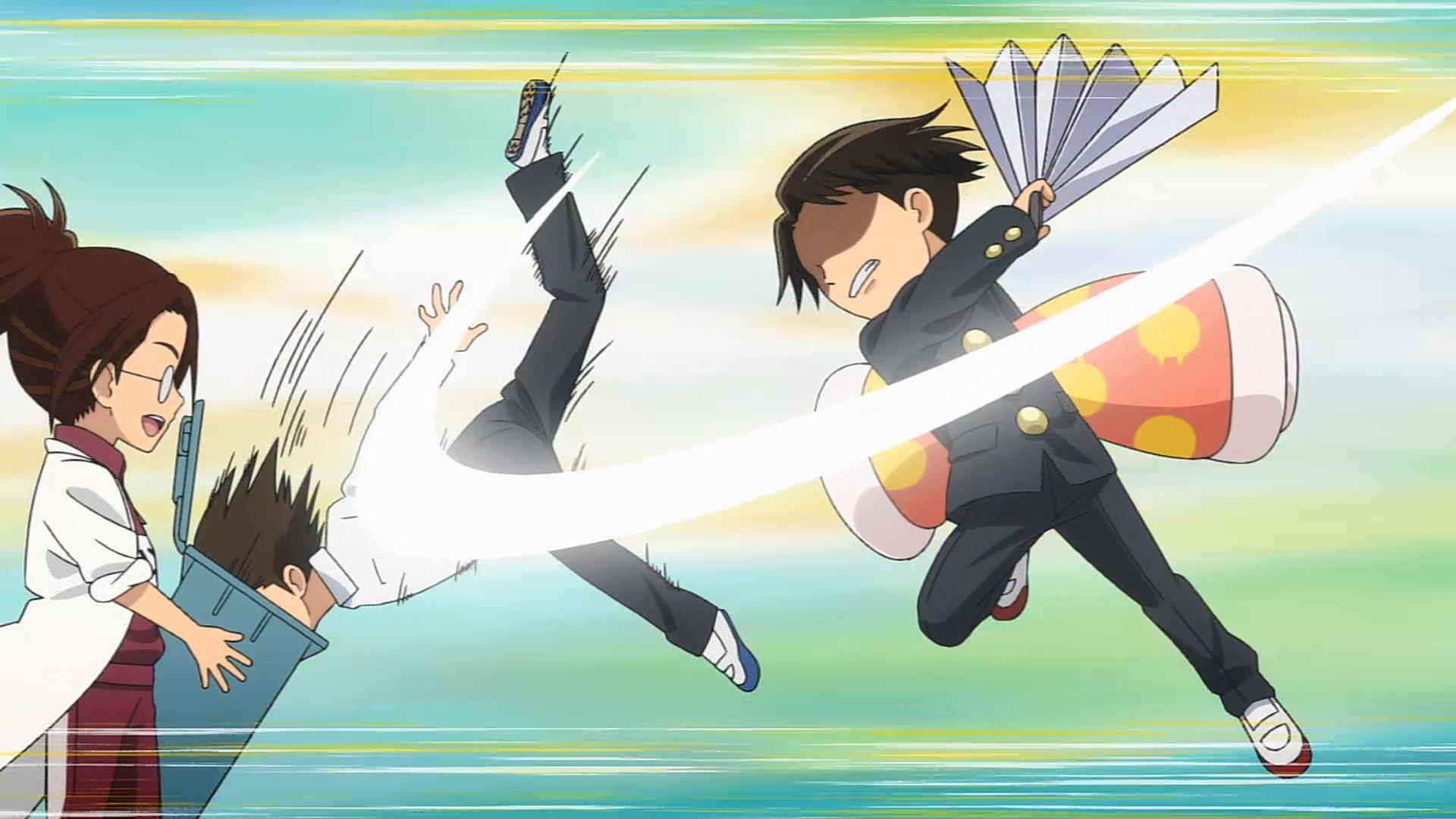 Levi (Junior High Anime)   Attack on Titan Wiki   FANDOM powered by