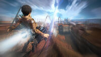 Attack on Titan Game Screenshot 4