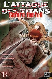 Before The Fall - Tome 13 fr