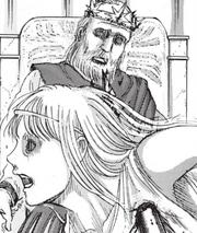 Ymir protège le roi