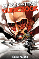 Attack on Titan Guidebook- INSIDE & OUTSIDE