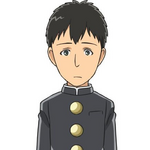 Bertholdt Hoover (Junior High Anime) character image