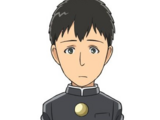 Bertholdt Hoover (Junior High Anime)