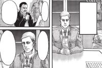 Erwin is questioned