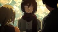 Mikasa Todesblick