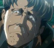 Oluo pleure
