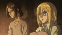 Ymir and Christa at Utgard