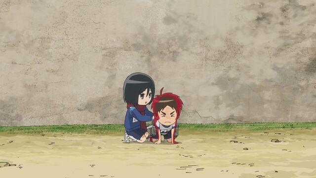 File:Worried Mikasa rushes to Eren.jpg
