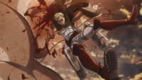 Erwin carried off by a Titan