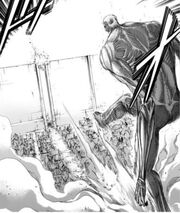 Attack on Titan Kapitel 79 Ende