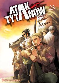 Atak Tytanów 23