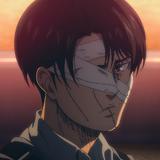 Levi Ackermann (Anime) character image