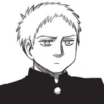 Reiner Braun (Junior High Manga) character image