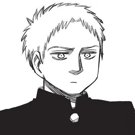 Reiner Braun (Junior High Manga) character image