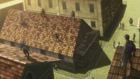 Anti-Personnel Control Squad corners Levi