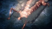 Rod's Titan crawls towards Orvud