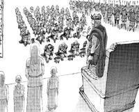 Marleyans surrender to Fritz