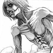 Titan Féminin Manga