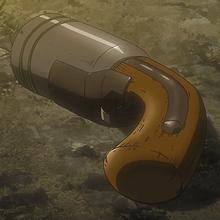 Signal Flare Gun