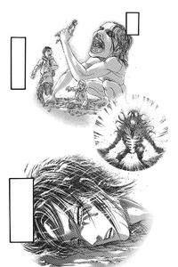 Ymir becomes human again