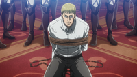 Erwin is asked for his last words