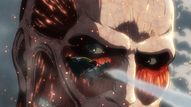 File:Keiji in front of the Colossal Titan.png