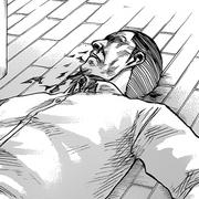 Nick Mort Manga