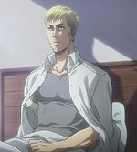 Erwin's missing arm