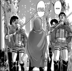 Mikasa et Levi piège Marlow et Hitch