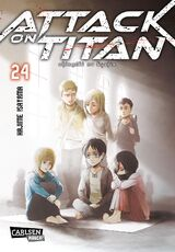 Attack on Titan - Band 24