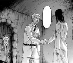 Eren height