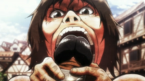Mina killed anime