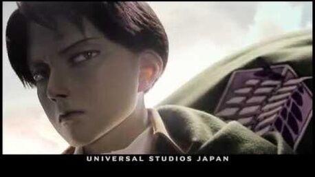 Attack on Titan 4D Trailer 2015 Shingeki no Kyojin HD