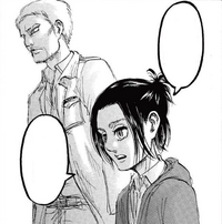 Gabi notices Reiner is lying
